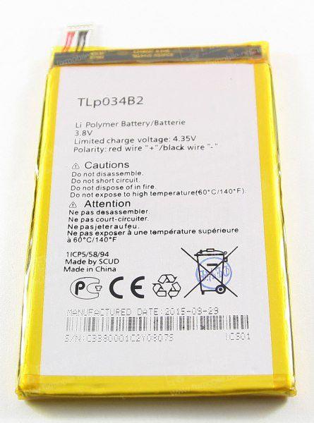 Аккумуляторная батарея для Alcatel Hero (8020)