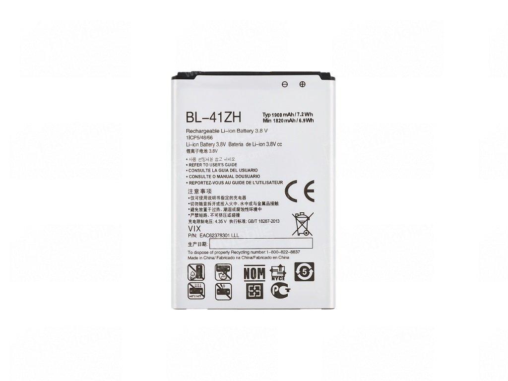 Аккумуляторная батарея для LG Leon (H324) BL-41ZH