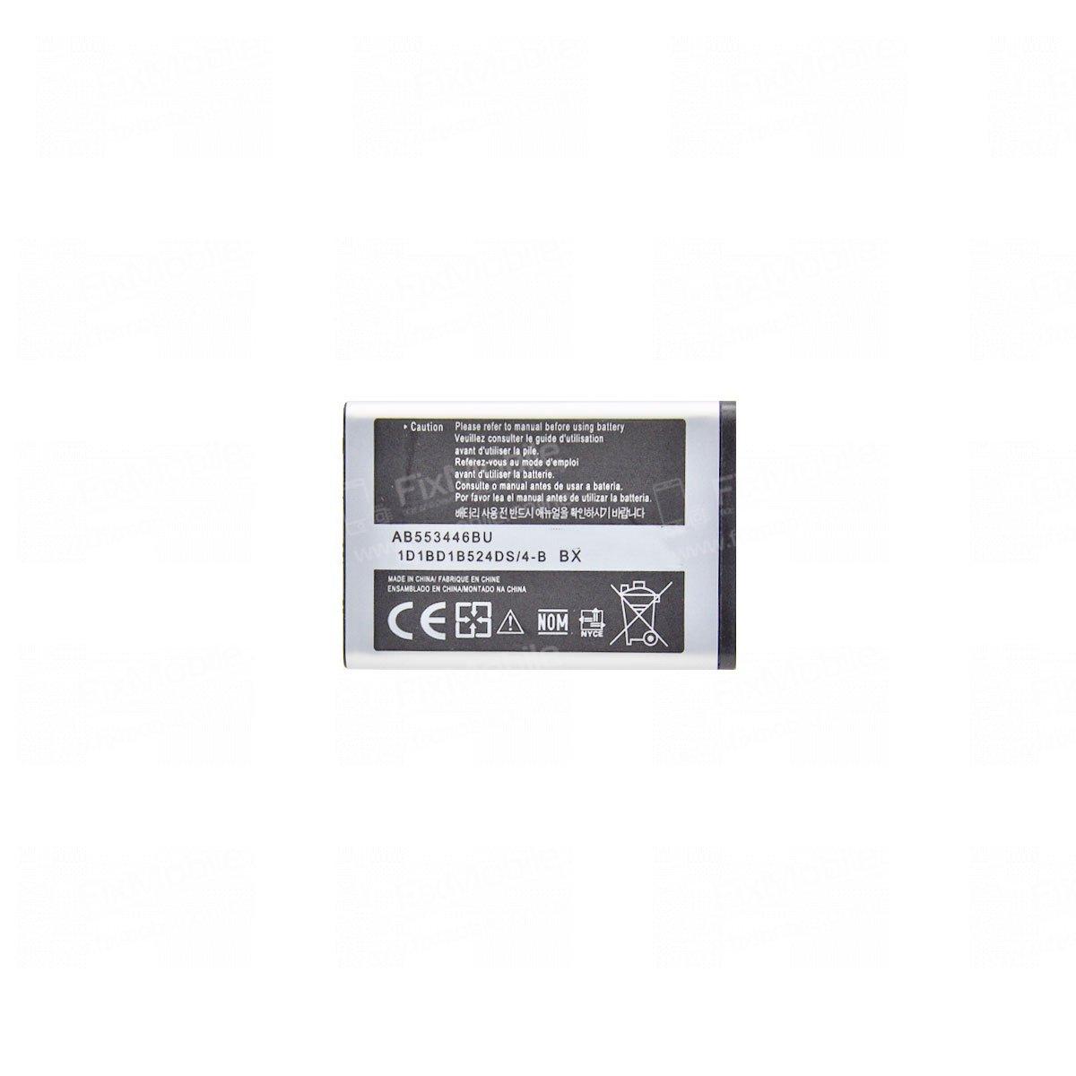Аккумуляторная батарея для Samsung C5212 Duos AB553446BU