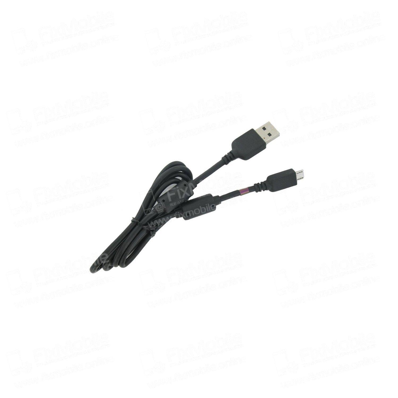 Кабель для Sony (USB - micro-USB) черный