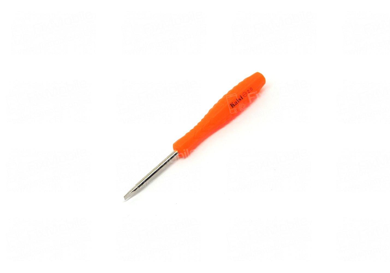 Отвертка Kaisi 368 прямая (2.0 мм)