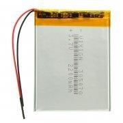 Аккумуляторная батарея универсальная 305070p 3,7V 1500 mAh (3*50*70 мм)