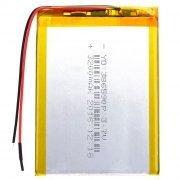 Аккумуляторная батарея универсальная 386590p (3.8*65*90 мм)